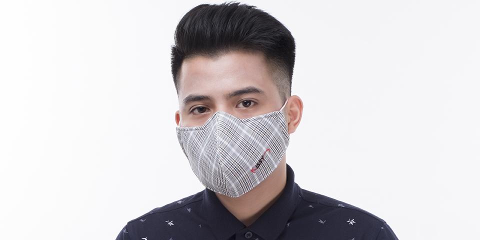 Active fiber mask KISSY