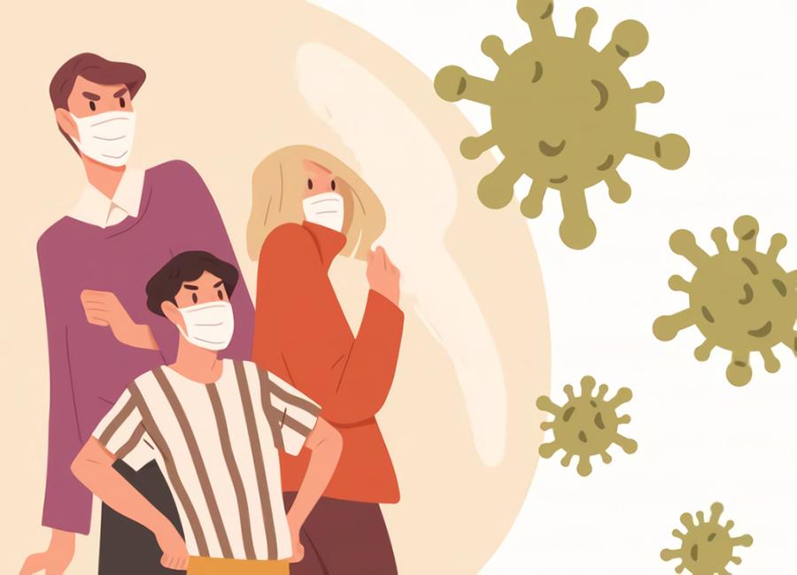 Giải Đáp Câu Hỏi Về Con Đường Lây Nhiễm Virus SARS-CoV-2